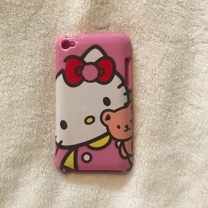 Accessories - Hello Kitty Ipod touch case